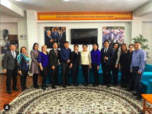 Проект Казахстан без насилия в семье